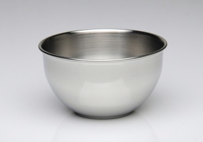 Stainless Steel Shaving Bowl Gaira 402206