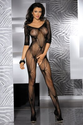 Bodystocking Spider Lady